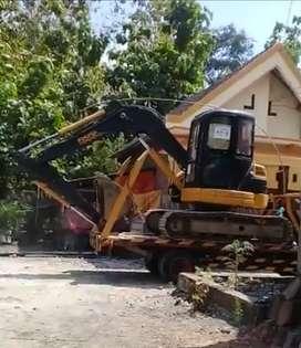 Excavator PC75 Build Up Jepang