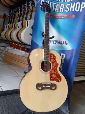 Gitar akustik elektrik Gibson