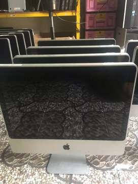 Pc apple Imac 9.1 - ram 4 gb - Hardisk 500gb - Nvidia GeForce - 20inc