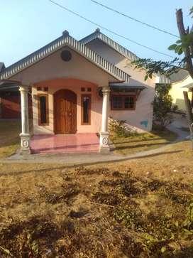 Dijual rumah  tanah luas di Air Hanyut Sungailiat Bangka Belitung