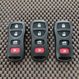 Casing Remote, Cover Remote Nissan Evalia, Juke, Grand Livina