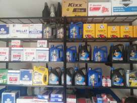 Zic oil Free home delivery with electrition and mechanic