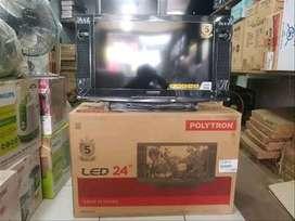 Tv Semi tabung 24 inch Digital