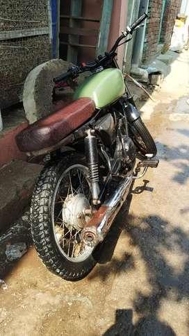 Yamaha curx