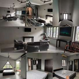 4bhk Furnished Residential villa at Donapaul Goa