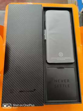 OnePlus 7T Pro McLaren Edition with full Kit Bill and warranty.