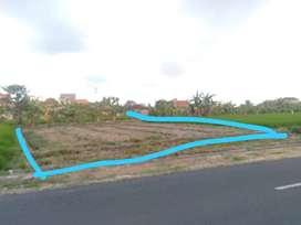 Tanah 500m2 Jln Utama Cica Abianbase