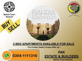2 Bed Apartment For Sale In Bahria Heights