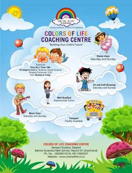 Colors of life coaching centre