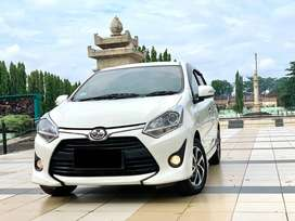 All New Agya 1.2 G TRD Sportivo MT 2019
