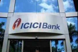 Data entry & Back office in ICICI Bank