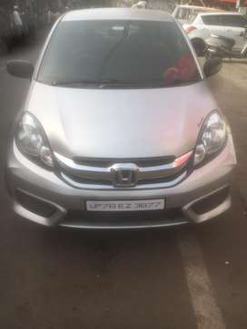 Honda Amaze 2017 Diesel Well Maintained