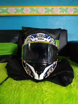 helm airoh valor uncle sam 2