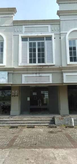 Dikontrakan Ruko 2 Lantai Lokasi Mewah di Muaro Jambi