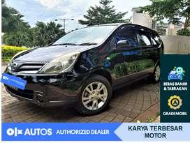 [OLX Autos] Nissan Grand Livina 1.5 SV A/T 2012 #Karya Terbesar Motor