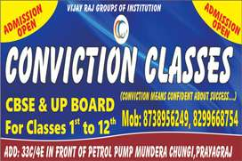 Conviction classes