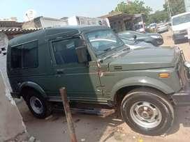 Maruti Suzuki GYPSY Car