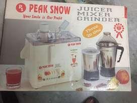 Brand new juicer grinder