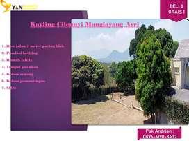 Tanah Kavling Murah Bonus Motor Dengan View Gunung Manglayang