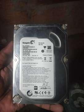 Seagate Desktop Hardisc
