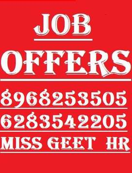 REQUIRED MALE & FEMALE NEW STAFF FOR SALES AND MARKETING