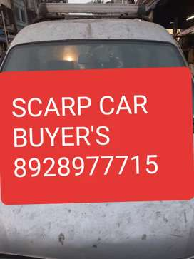 PURCHASE/ ALL TYPES OF SCRAP CARS BUYER'S