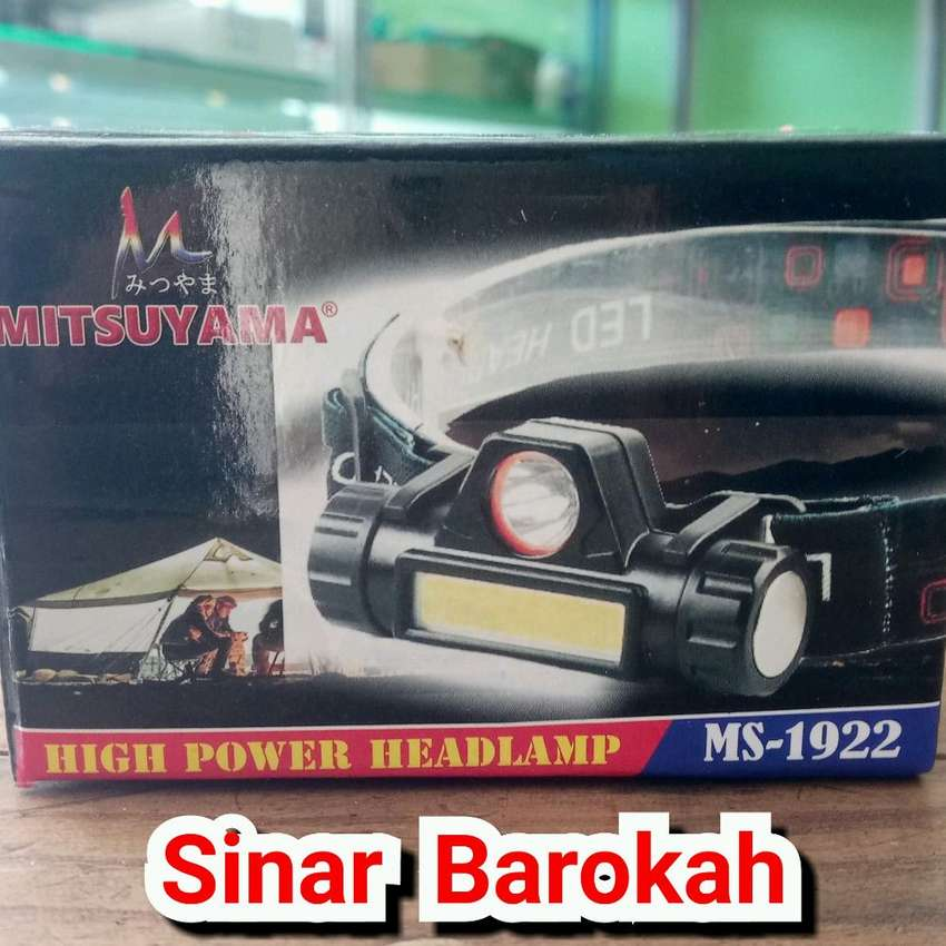 Senter Kepala/ High Power Headlamp 0