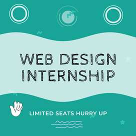 Web Design Internship