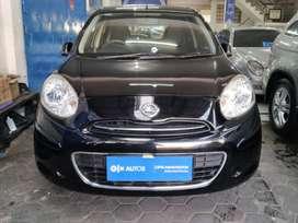 Nissan March 1.2 L Bensin 2013 M/T Hitam #Cipta Abadi