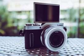 PANASONIC Lumix GF10 Lens 12-32mm Resmi Kredit Proses Cepat