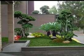 Tukang taman minimalis jasa pertamanan