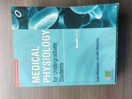 Indu Khurana Text Book of Medical Physiology