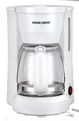 Black & Decker coffee or tea maker, 10 cup capacity