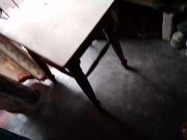 Branded stool
