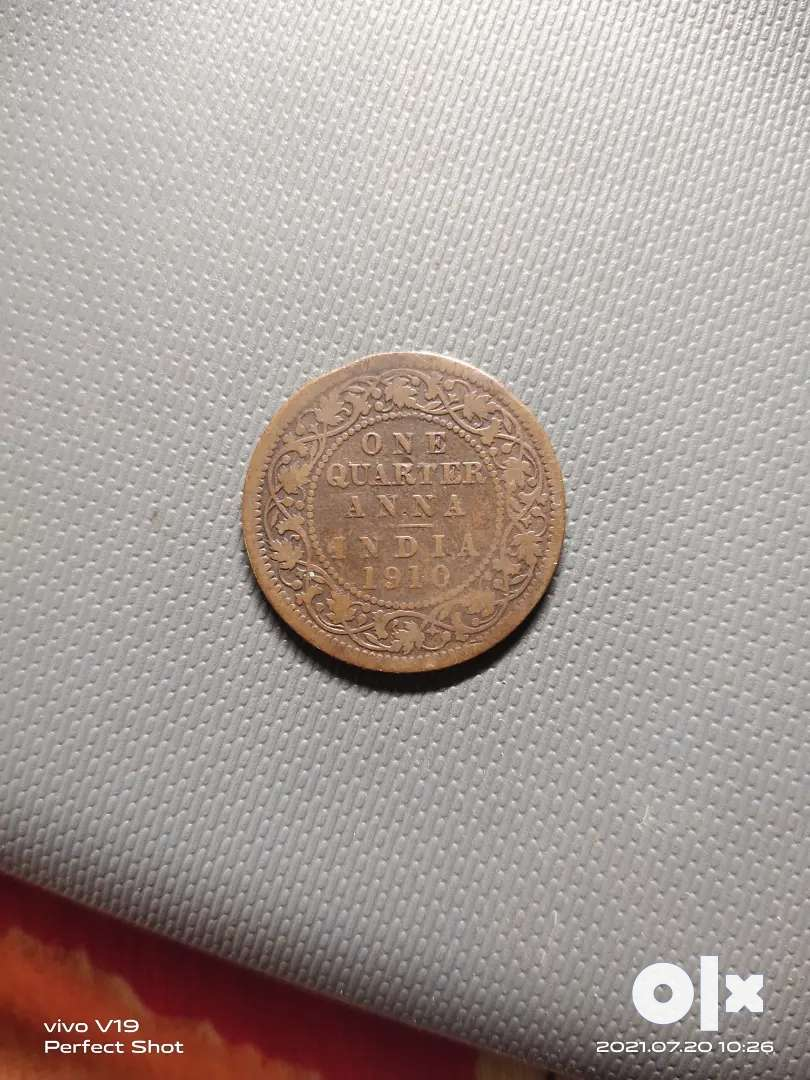 Old coin 1910