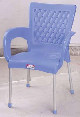 Glaxo Pure Plastic Chairs