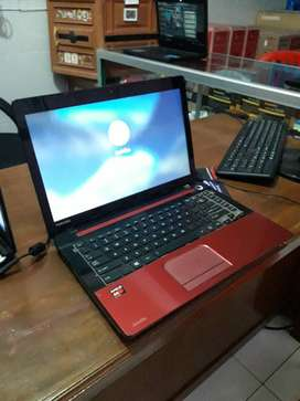 LAPTOP TOSHIBA C840 AMD A4