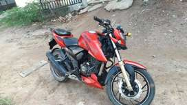 TVS Apache RTR 2017 Well Maintained