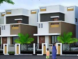 House with bank loan