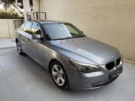 BMW 5 Series 530d Highline Sedan, 2008, Diesel