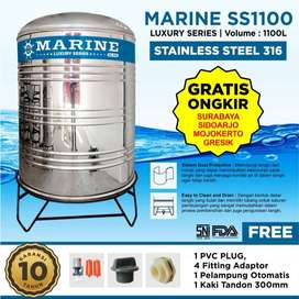 Tandon Air Stainless Steel Marine 1100 Liter (Luxury Series)