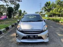 Toyota Agya Trd Matic 2016. Bisa Kredit.