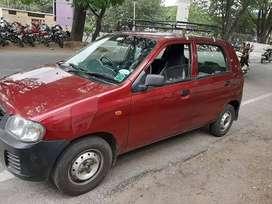 Maruti Suzuki Alto First Owner km65000 DONE  Good Condition Service