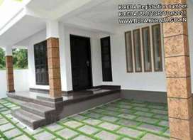 NEAR TO NATIONAL HIGHWAY @3BHK INDIVIDUAL VILLA FOR SALE GURUVAYOUR
