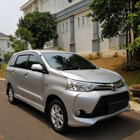 Toyota Avanza Veloz 2017 Manual MT