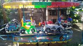odong kereta panggung mobil promo DCN