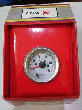 Volt meter type R barang baru