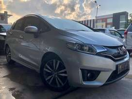 Jazz RS 2015 A/T Lunas PPN, Warna Silver