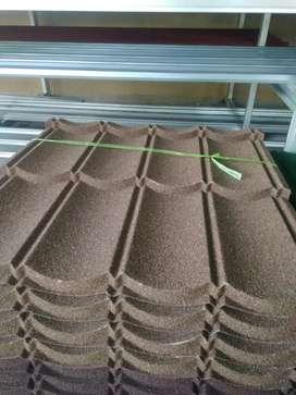 sakura roof genteng metal pasir