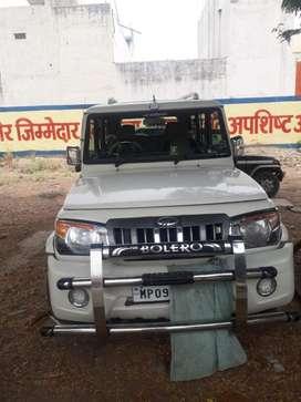 Mahindra Bolero SLE BS III, 2013, Diesel